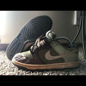 Sz.7 Sample Nike Dunk